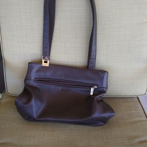 Liz Claiborne Brown leather purse